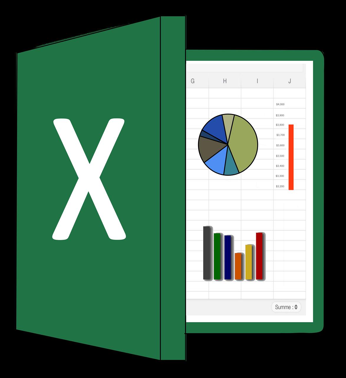 fonctionnalités de Microsoft Excel